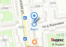 Компания «Праздничный переполох» на карте