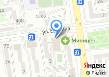 Компания «Магазин детской и женской одежды» на карте