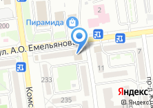 Компания «Атика» на карте