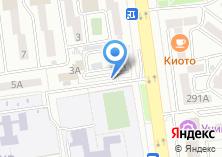 Компания «Молан» на карте