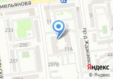 Компания «Кружево» на карте