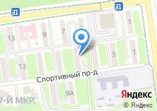 Компания «ЯВЬ» на карте