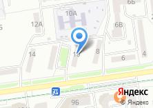 Компания «ЭКСИС» на карте