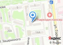 Компания «Ассоциация Юристов Сахалина» на карте