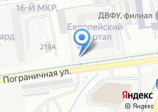 Компания «Автостоянка на ул. Максима Горького» на карте