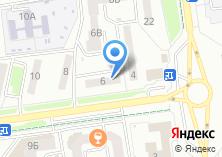 Компания «Спортивная федерация сверхлегкой авиации Сахалинской области» на карте