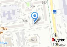 Компания «Amsterdam» на карте