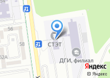 Компания «Спутниковая система Гонец» на карте