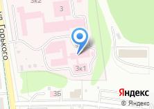 Компания «Сахалинский областной онкологический диспансер» на карте