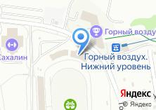 Компания «Детская игровая комната» на карте
