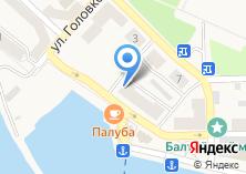 Компания «Островок» на карте