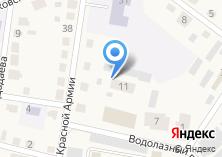 Компания «Оборонэнерго» на карте