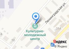 Компания «Сотворение» на карте
