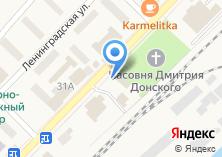 Компания «Магазин товаров для животных на проспекте Ленина» на карте