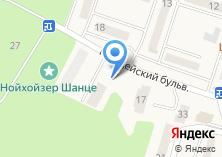 Компания «Балтик Строй-трест» на карте