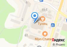 Компания «БЗМК» на карте