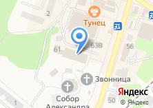 Компания «Студия маникюра» на карте