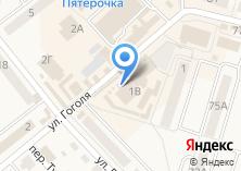 Компания «Промтоварный рынок» на карте