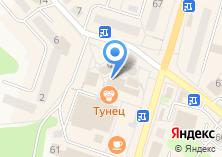 Компания «Калининград-ТрансТелеКом» на карте