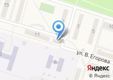 Компания «Образец» на карте