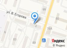 Компания «Сания» на карте