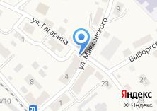 Компания «Балтийская пресса» на карте