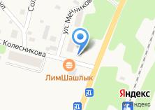 Компания «Любимый» на карте