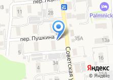 Компания «Торговая сеть по продаже хлебобулочных изделий» на карте