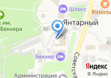 Компания «ОТЭКС-ТУР» на карте