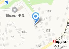 Компания «Манголия» на карте