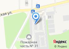 Компания «Светловская теплосеть» на карте