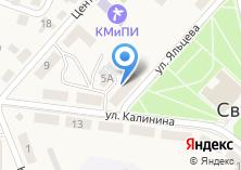Компания «Светловское архитектурно-планировочное бюро» на карте