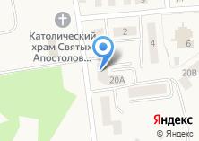 Компания «Строящийся жилой дом по ул. Ленина (г. Светлый)» на карте