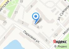 Компания «Управление Пенсионного фонда РФ в Светловском городском округе» на карте