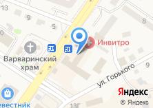 Компания «Светловское почтовое отделение» на карте