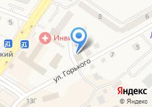 Компания «Отделение ГИБДД ОВД по г. Светлому» на карте