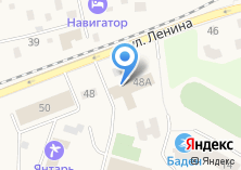 Компания «Раушен» на карте