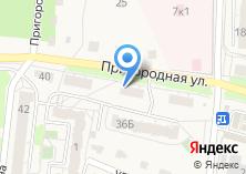 Компания «Комплексный центр социального обслуживания населения в Светлогорском районе» на карте