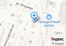 Компания «Мимоза» на карте