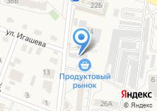 Компания «Полянка» на карте