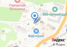 Компания «Тип-Топ!» на карте