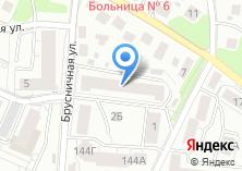 Компания «Бюро IT» на карте