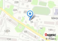 Компания «Ардис» на карте