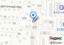 Компания «ЕВК и К» на карте