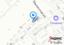Компания «УКБР №5» на карте