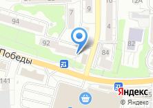 Компания «Уголок» на карте