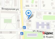 Компания «Хотлайн» на карте
