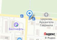 Компания «Двери ЗОДЧИЙ» на карте