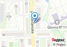 Компания «Телефоны39.рф» на карте