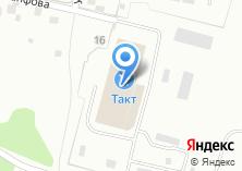 Компания «Фэспринт» на карте